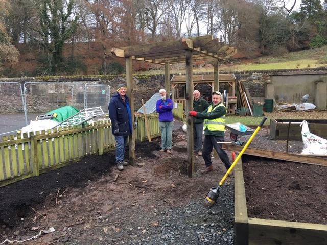 Dementia Friendly Braeport Garden Appeal by Dunblane Development Trust fundraising photo 4
