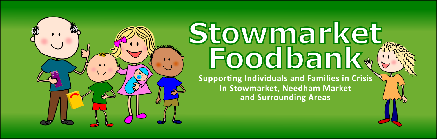 Stowmarket & area foodbank by New Life (Suffolk) fundraising photo 6