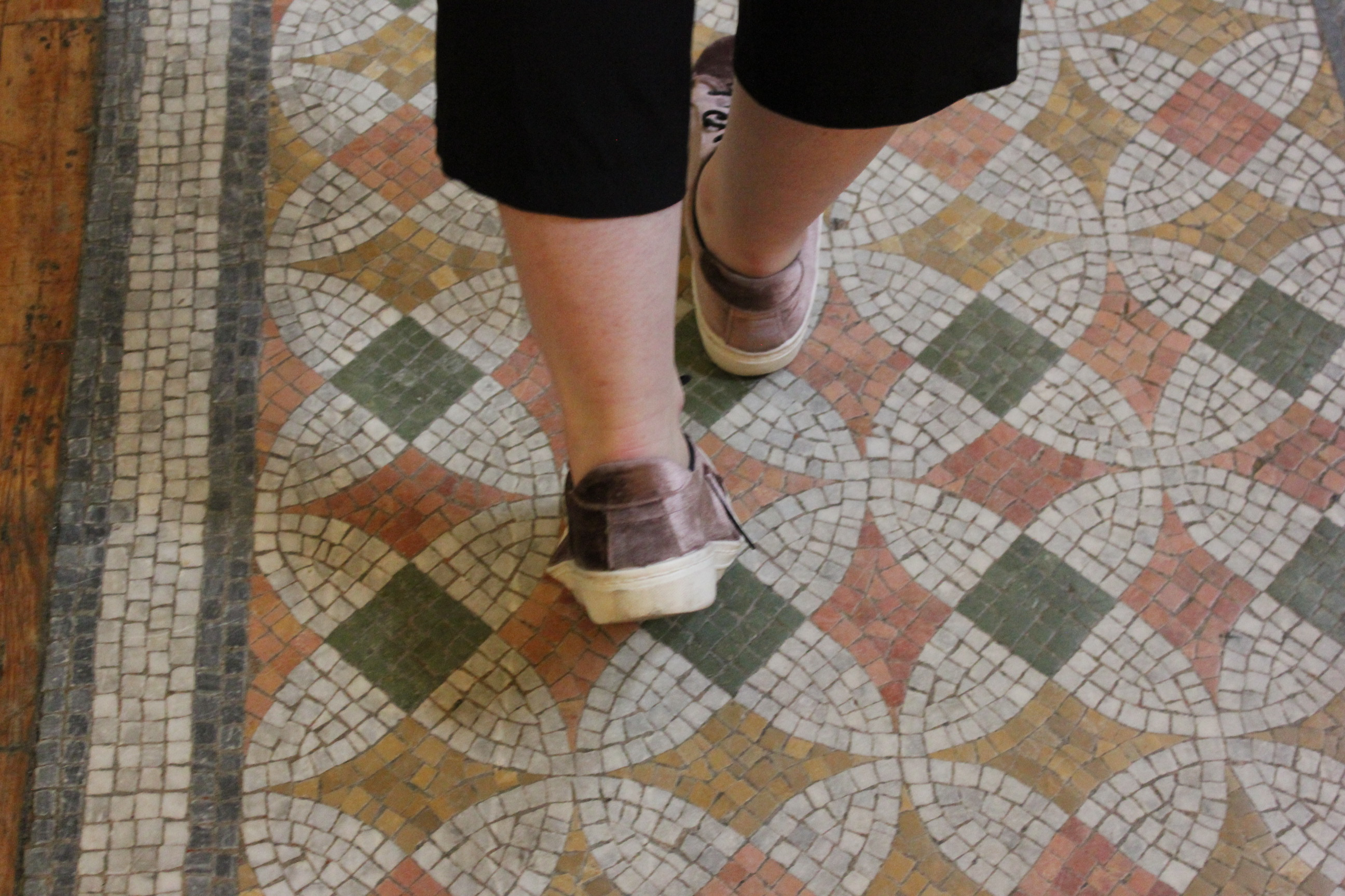 Help Keep our Floor Fabulous by Fitzrovia Chapel Foundation fundraising photo 1