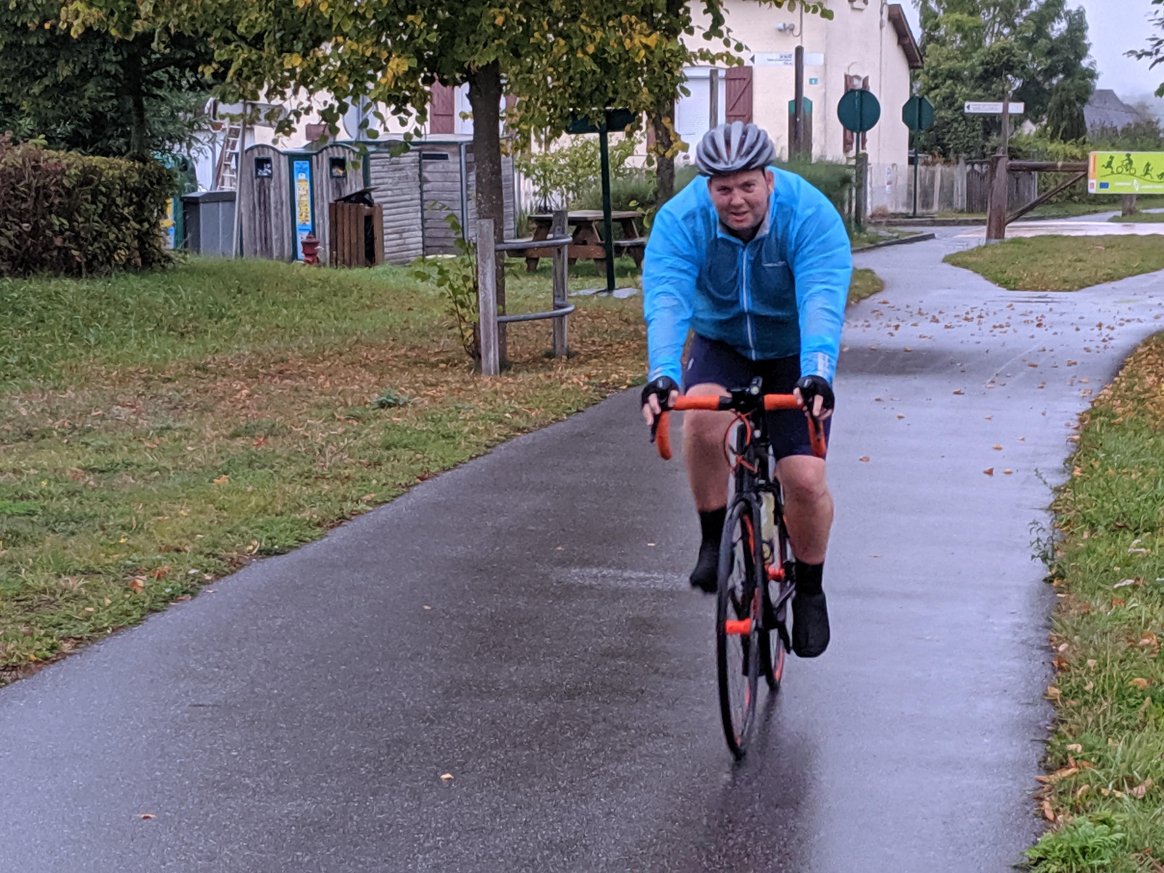 London to Paris 2 (L2P2) by Astriid fundraising photo 4