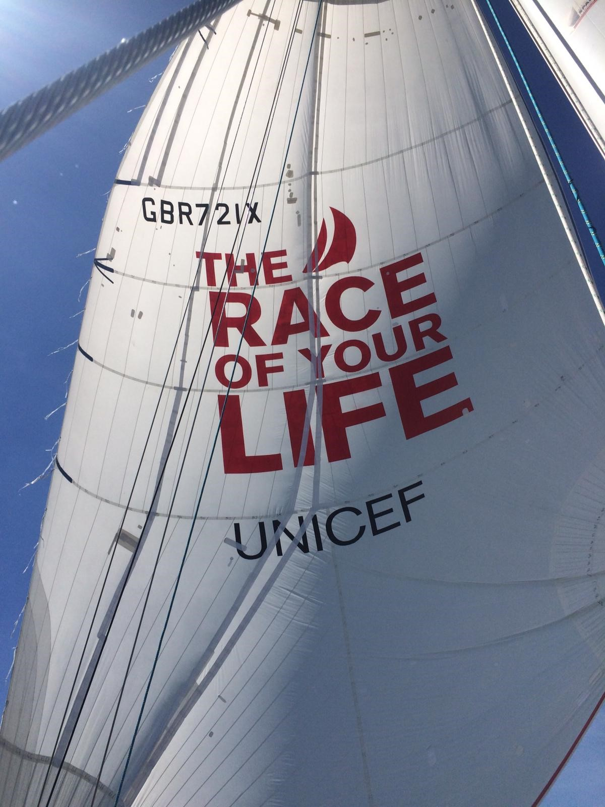 Caroline Speight, Clipper Round The World Race by The AHOY Centre fundraising photo 3
