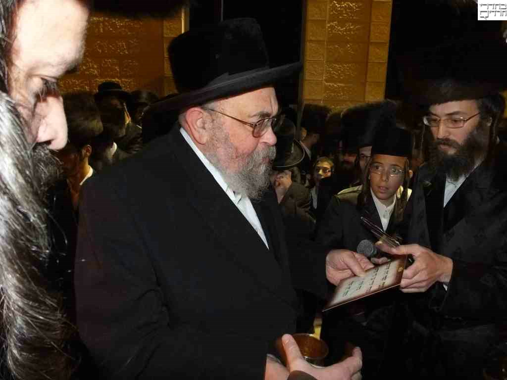All charitable work by marbeh torah trust fundraising photo 5