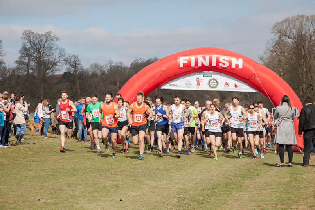 RUN in the PARK  8th April 2018 by Friends of Shelby Newstead fundraising photo 1