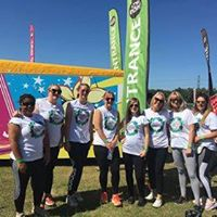 5k Colour Obstacle Rush by BHT Early Education & Training fundraising photo 2