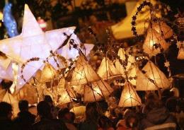 Stars and Shadows: a magical, sparkling Christmas experience for families in the Gardens: a community made art installation and lantern parade. by Castle Bromwich Hall Gardens fundraising photo 4