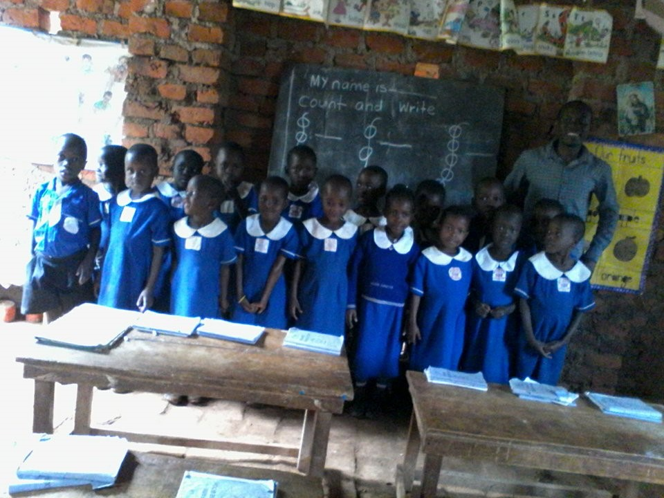 St Anthony Child Care by The Uganda Foundation fundraising photo 1