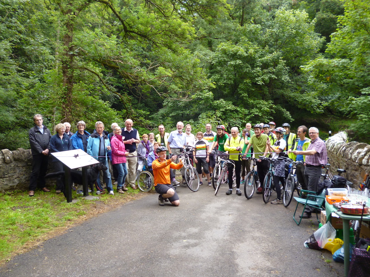 Old Glen Road Path Appeal by Dunblane Development Trust fundraising photo 1