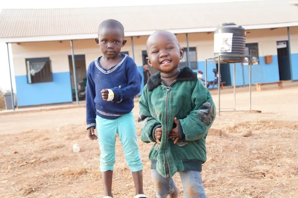 A £1 a week donation can save and transform the life of a child. This is your hospital. Please make a donation .   Together let's  make a lasting legacy of building a hospital with a £1 a week donation.  Thank you for donating. by Medaid United Kingdom fundraising photo 3