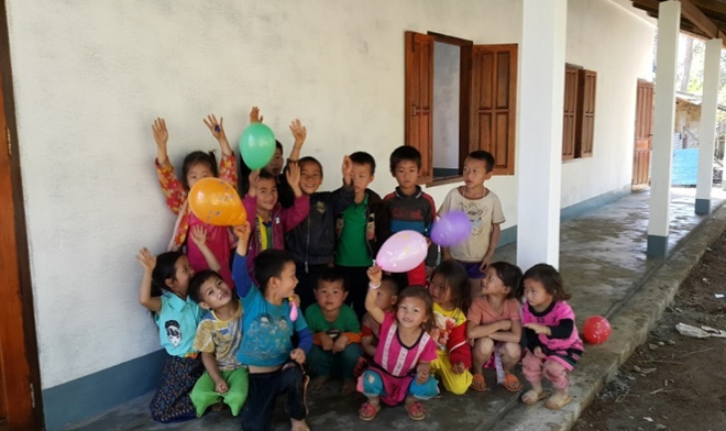Support Lao Children by Montpelier Foundation fundraising photo 4