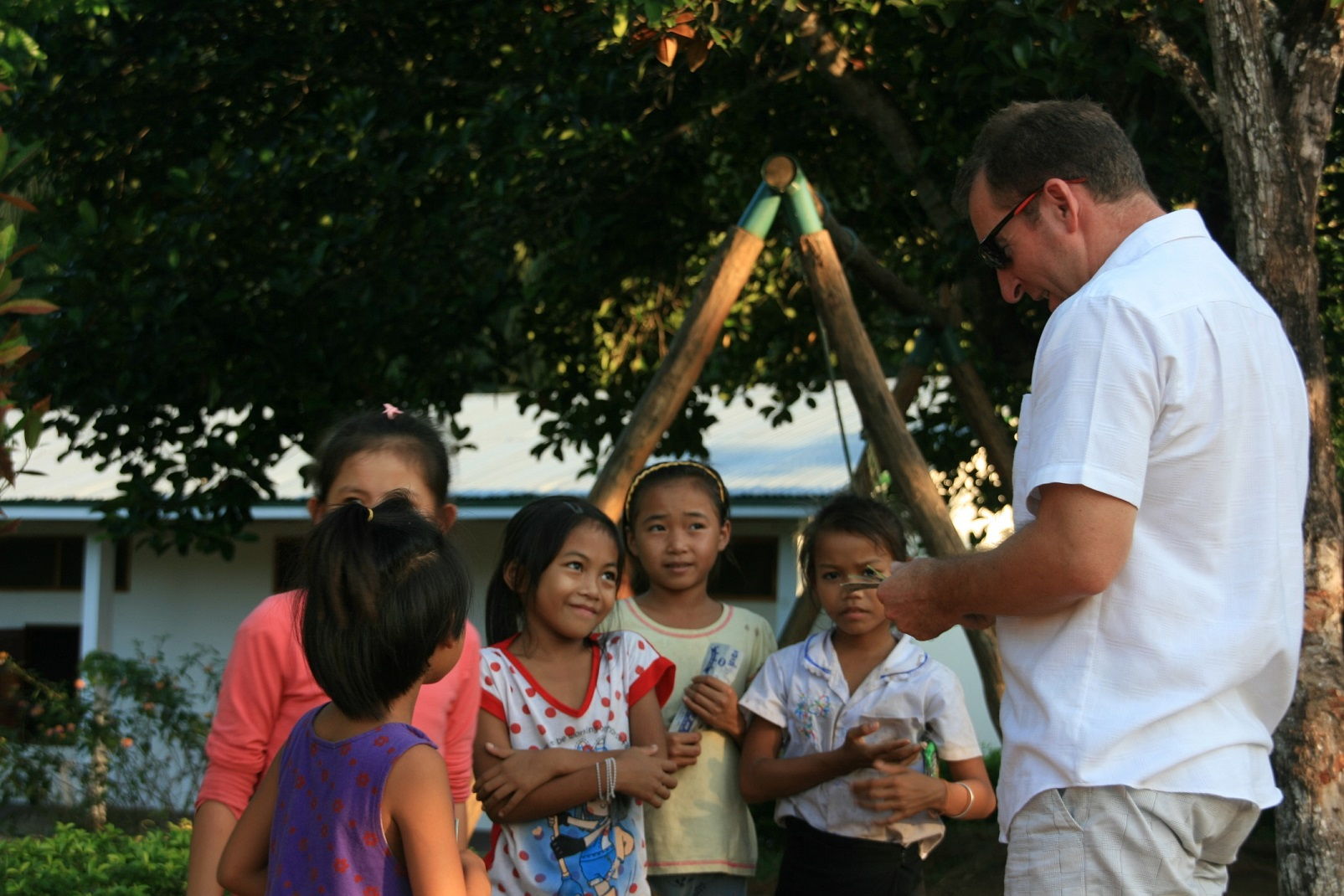 Support Lao Children by Montpelier Foundation fundraising photo 1