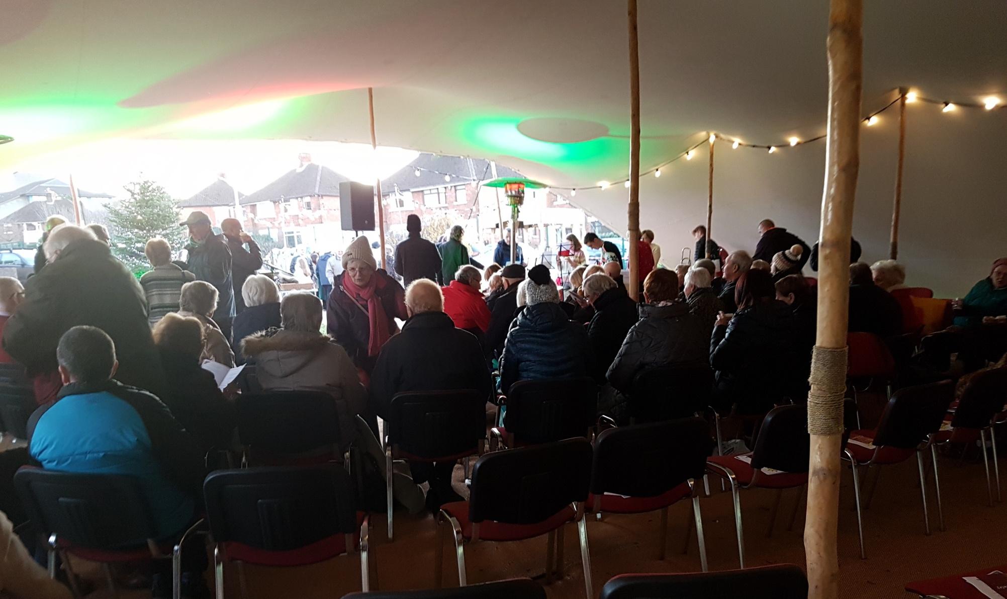 All Church, Community and Charitable work by Knockbreda Methodist Church fundraising photo 5