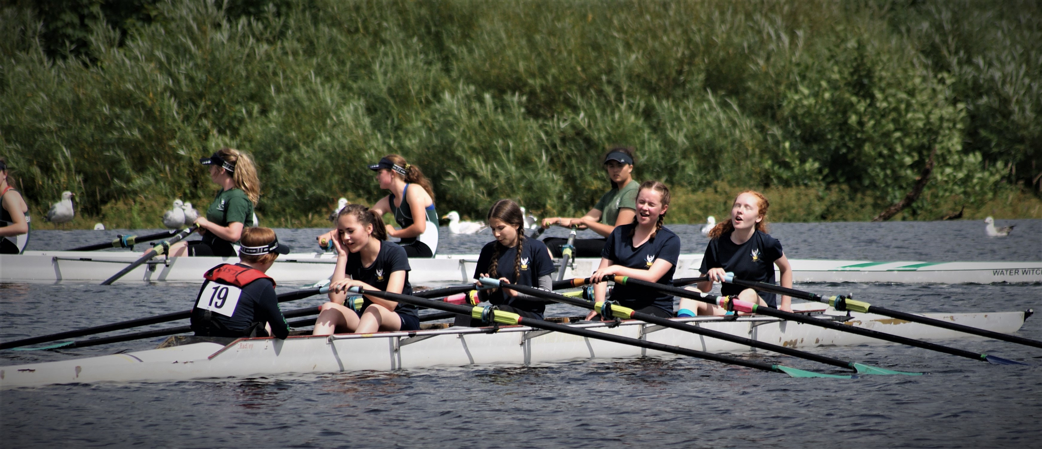Community Rowing - Not as Posh as you Think! by City of Swansea Rowing Club fundraising photo 1