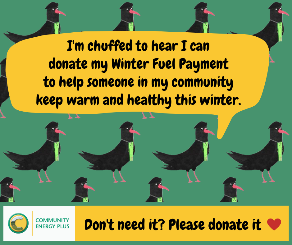Cornwall's Cold Homes Relief Fund by Community Energy Plus fundraising photo 5