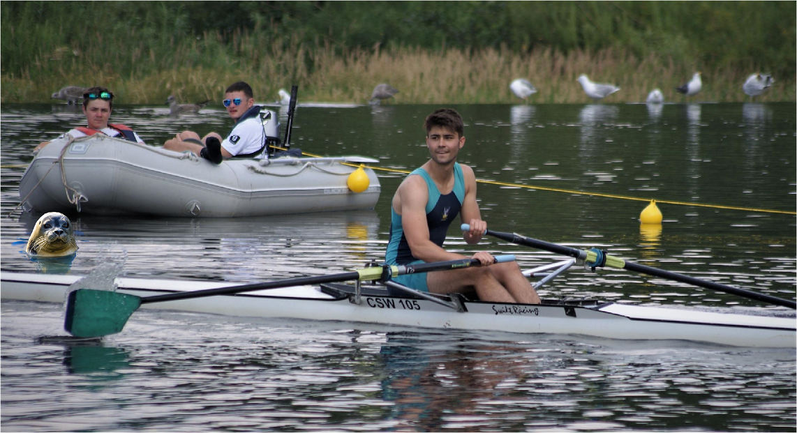 Community Rowing - Not as Posh as you Think! by City of Swansea Rowing Club fundraising photo 5