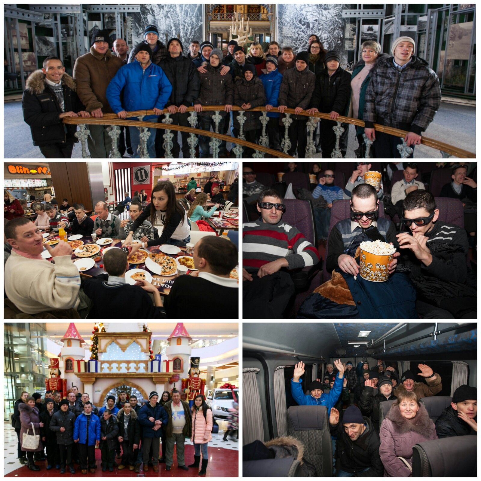Bring Christmas to Moldova 2018 by 979f39a8b32c980c315033ec08150dfa627a8d34 fundraising photo 3