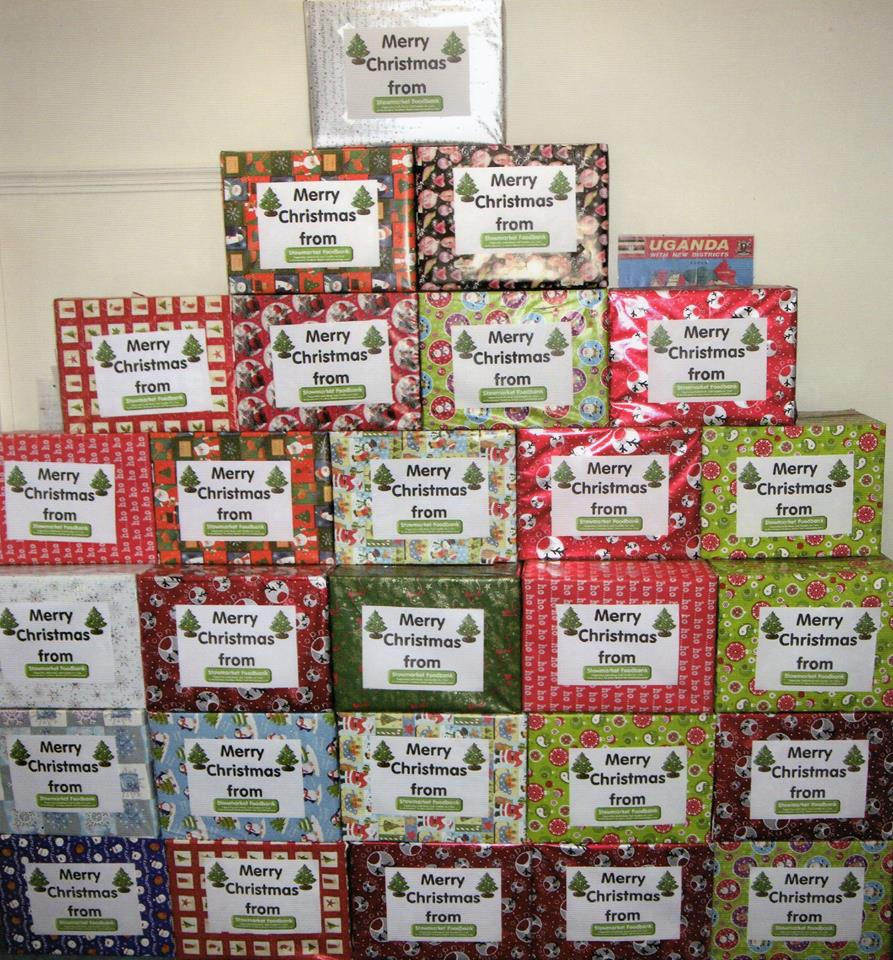 Stowmarket & area foodbank by New Life (Suffolk) fundraising photo 3