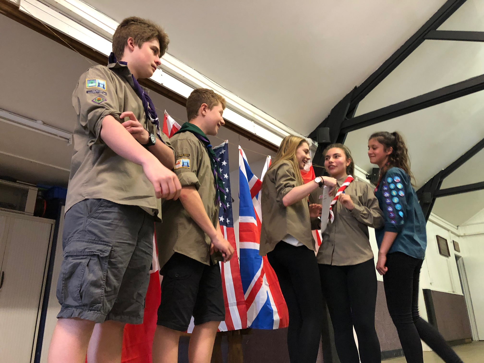 Cameron's Jamboree Fundraiser by Greater London North County Scout Council fundraising photo 1
