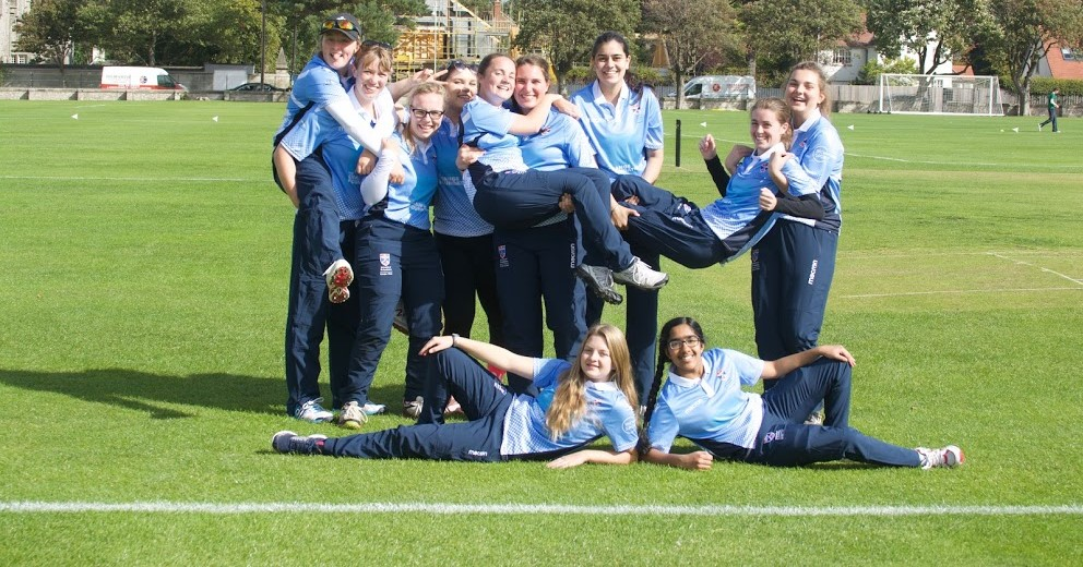 University of St Andrews Women's Cricket cover photo