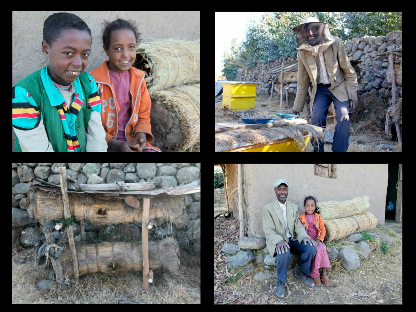 Honeyed welcome to a new home by Action Ethiopia fundraising photo 1