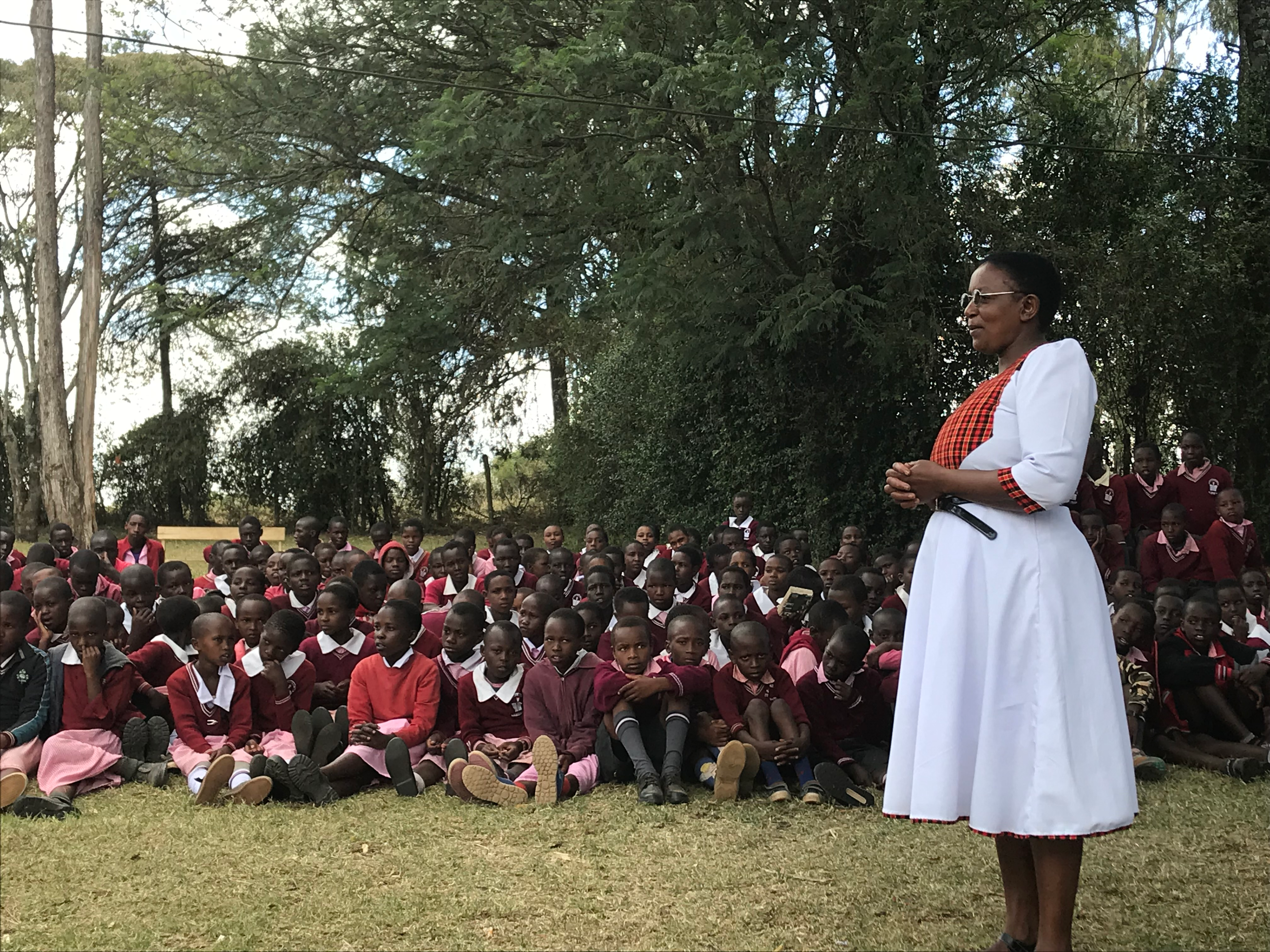 Education and empowerment program for Maasai children and women in Kenya by Mojatu Foundation fundraising photo 3