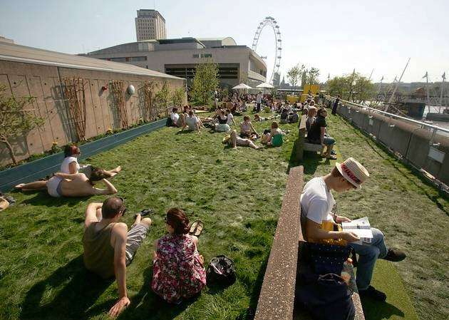 Our Ten New Parks for London campaign by CPRE London fundraising photo 3