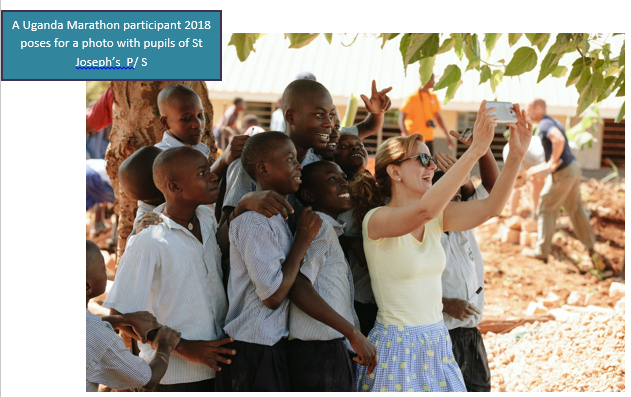 St Joseph Primary School by The Uganda Foundation fundraising photo 1