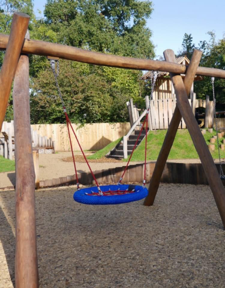 Longparish Playground Project by Longparish Community Association fundraising photo 3