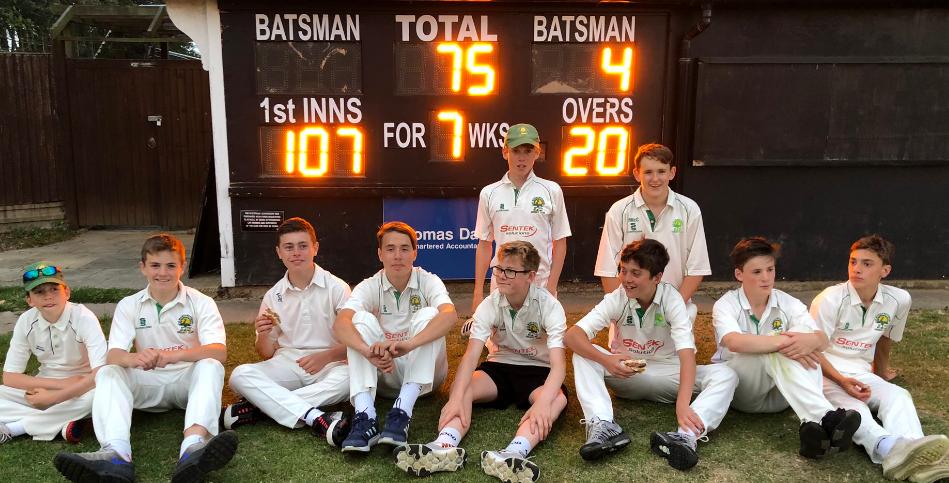 St. Margaretsbury Cricket Club Charity Relay by The Mudlarks Community fundraising photo 2