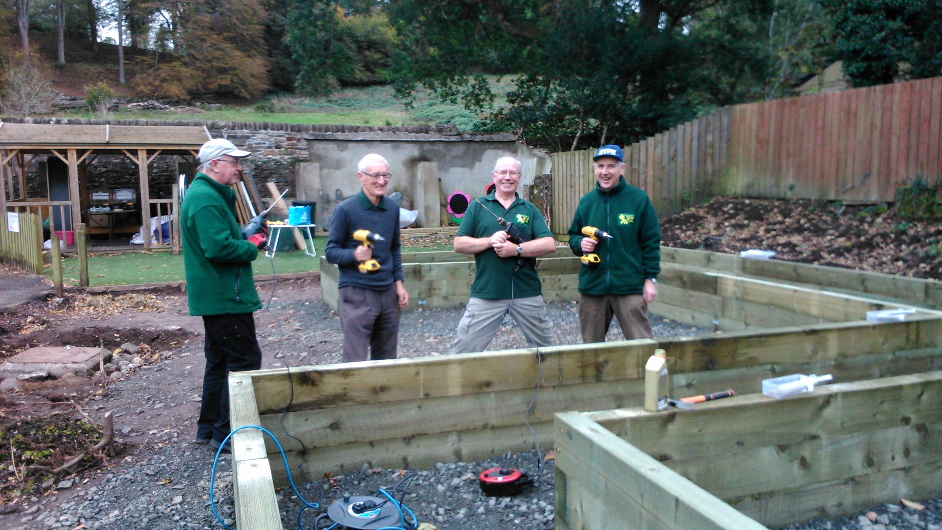 Dementia Friendly Braeport Garden Appeal by Dunblane Development Trust fundraising photo 3