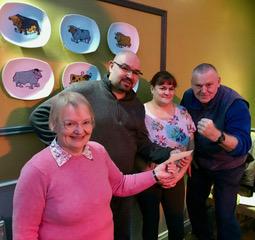 New Addington Boxing Club 2019 by The Rotary Club of Croydon Whitgift Trust Fund fundraising photo 1