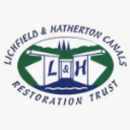 Lichfield and Hatherton Canals Restoration Trust logo