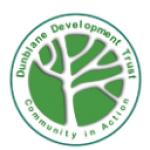 Dunblane Development Trust logo