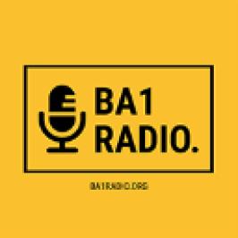 BA1 Radio logo