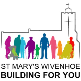 St Mary's PCC Wivenhoe logo
