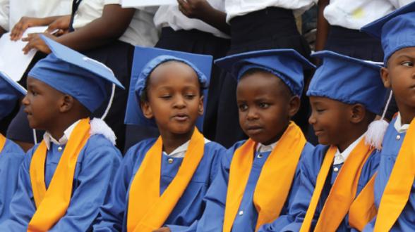 Education Scholarships for Children in Rwanda