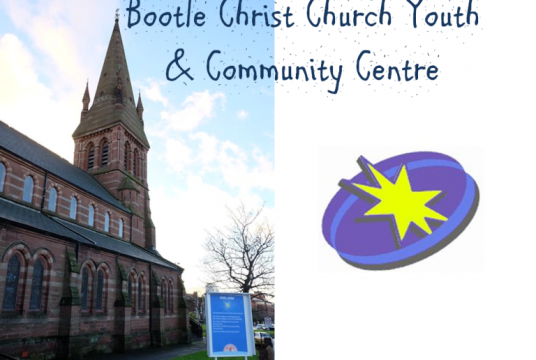All charitable work by Bootle Christ Church Youth & Community Centre cover photo