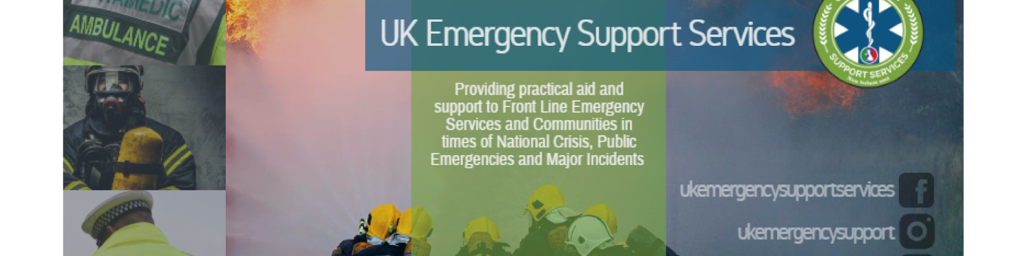 UK Emergency Support Services logo
