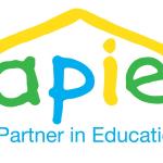 A Partner in Education logo