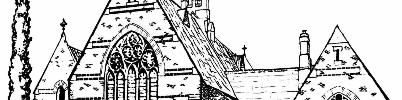 St John the Baptist Parish Church, Crowthorne logo