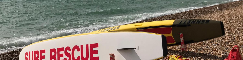 Hove Surf Life Saving Club logo