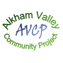 The Alkham Valley Community Project logo