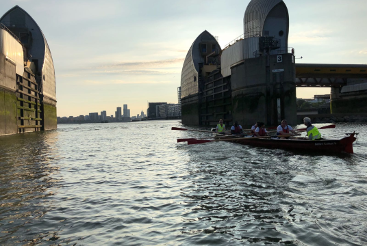 Usain Boat - St Alfege School Rowing Team by The AHOY Centre cover photo