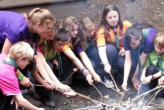 All charitable work by 90th Bristol Scout Group cover photo