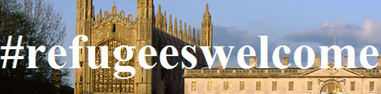 Cambridge Refugee Resettlement Campaign logo