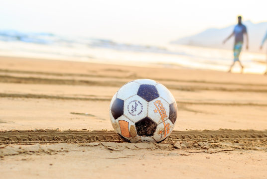 Football for Youth by BitSid Foundation cover photo