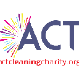 Act Cleaning Charity logo