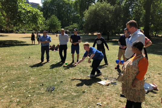 Learning Disabilities Summer Day Out by One Westminster cover photo