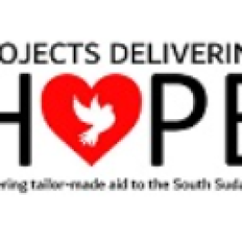 Projects Delivering Hope logo