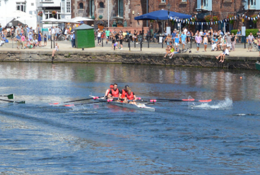 Surviving COVID-19 closure by Exeter Rowing Club cover photo