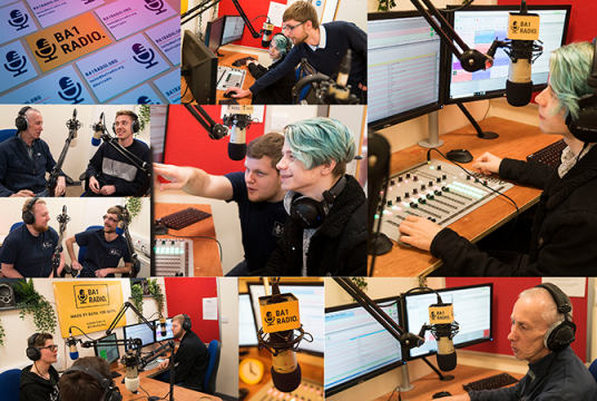 Fundraising Week 2019 by BA1 Radio cover photo